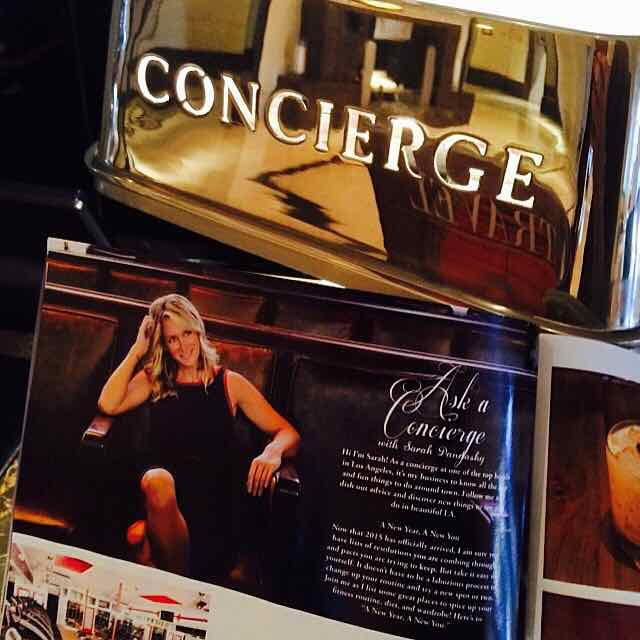 Ask A Concierge Magazine