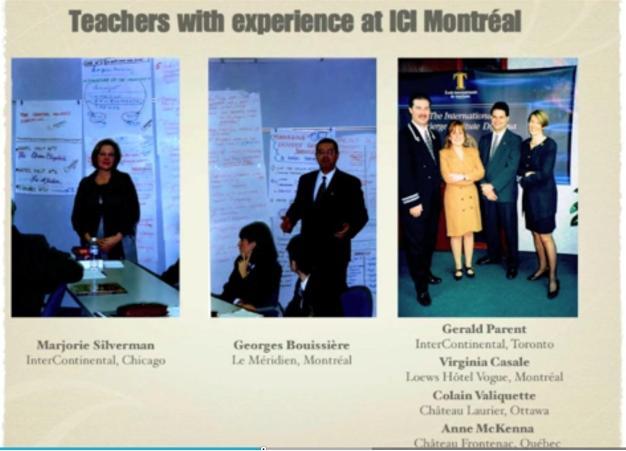 ICI teachers