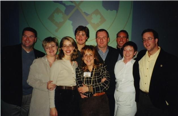 2000 Board in Banff