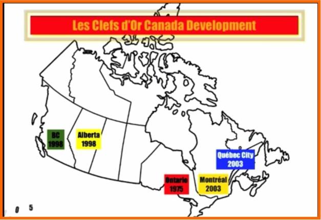 2003 Quebec Region