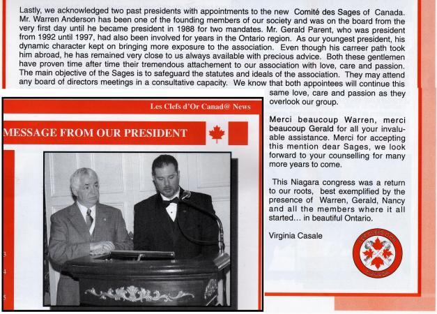 2004 Comité des Sages