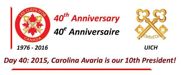 40th Header 40-40