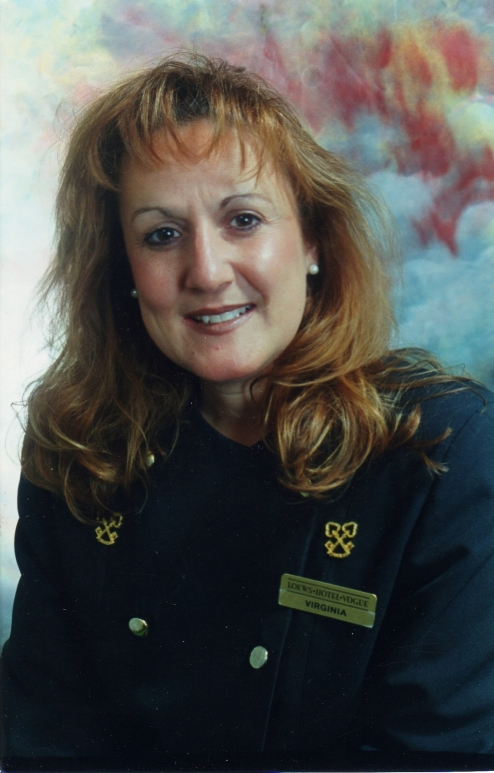 Virginia Casale, Chef-Concierge at Loews Hôtel Vogue