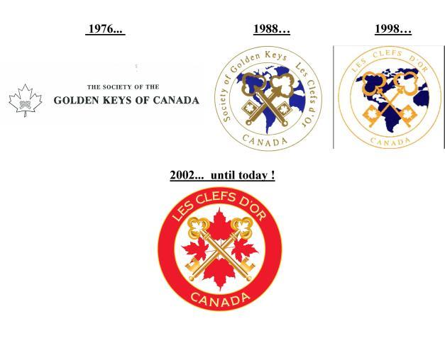 Logos 1976-1988-1998-2002