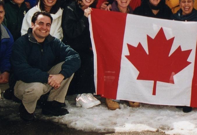 Miguel flag Banff