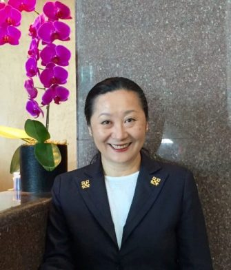 Shelley Hayashi, Pan-Pacific Hotel, Vancouver