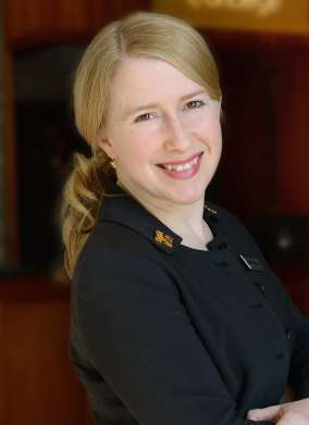 Chantal Beaudoin, InterContinental Hotel, Montreal